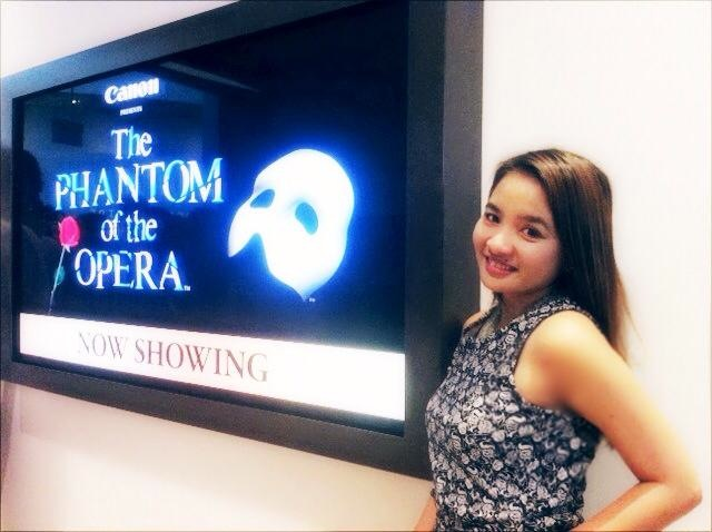 The Phantom of Opera in Singapore