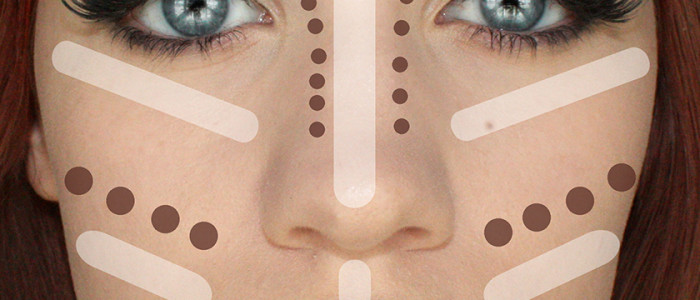 contouring image