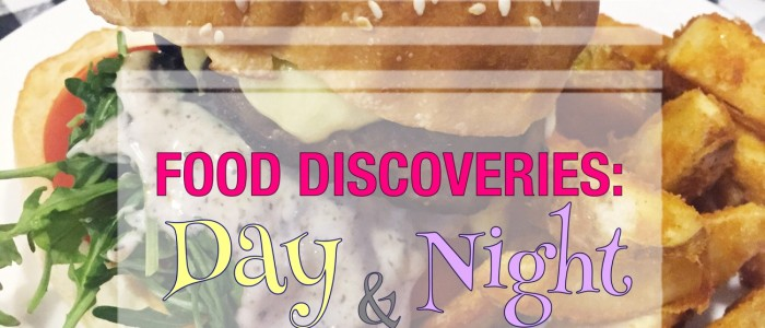 Food Discoveries: Day & Night