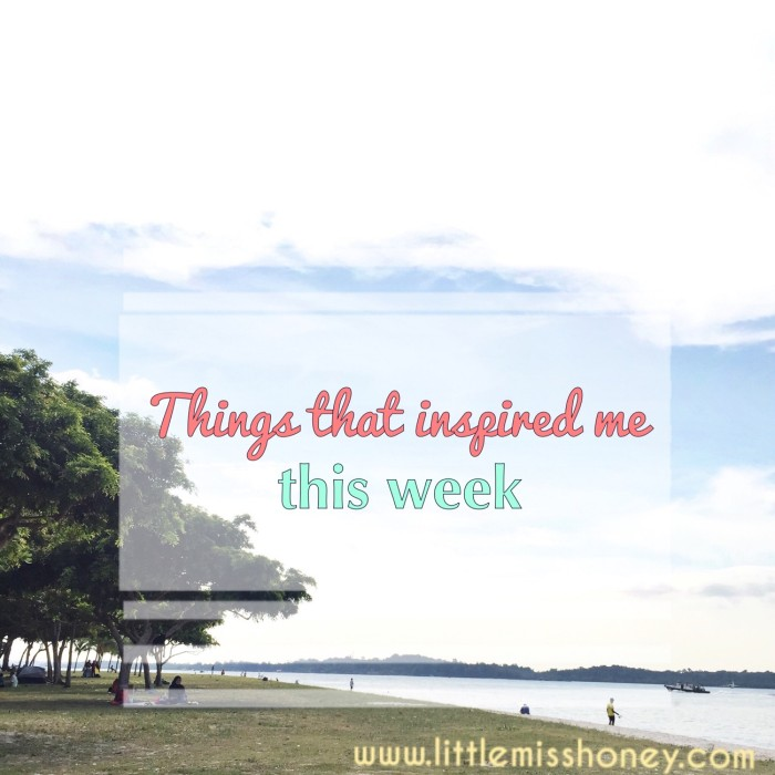 Things that inspired Little Miss Honey