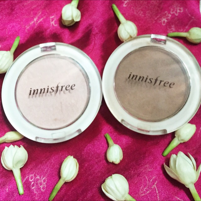 Innisfree Highlighter & Mineral Shading