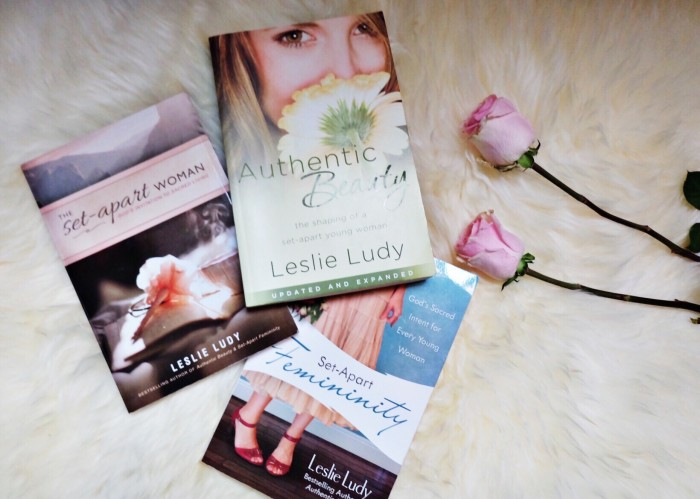 Leslie Ludy's book