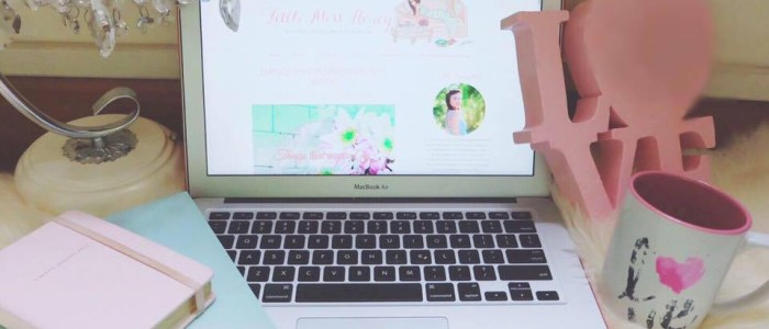 little miss honey blogging journey