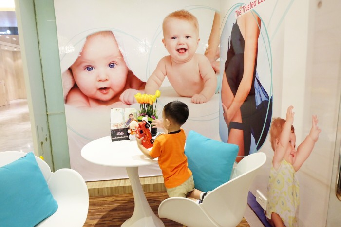 Beauty.Mums & Babies Baby Spa
