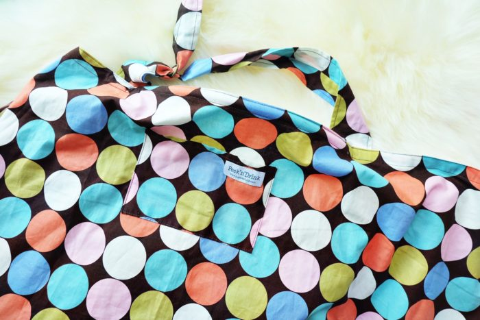 Peep N' Drink Nursing Cover