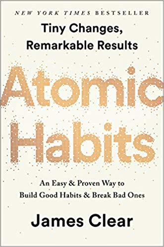 book Atomic Habits by James Clear